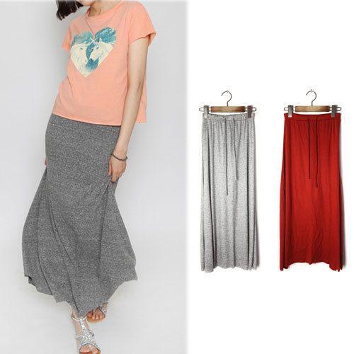 韩国流行服饰:绝色半身裙美搭